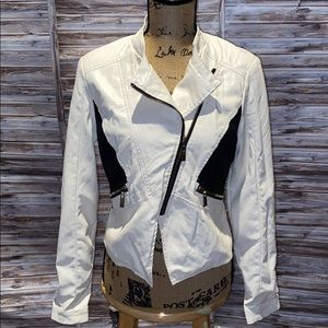 JouJou Faux Leather Jacket